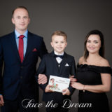 First Communion - Family Photoshoot