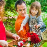 agnieszka kliczka Face the Dream sesja w ogrodzie botanicznym -piknik